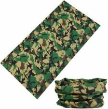 Army Bandana Face Shield Mask FIshing Headwear Biker Neck Tube Scarf Skull