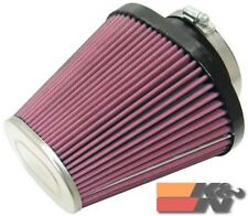 K&N Uni Clamp-On Air Filter For 99MM FLG X 119MM B X 113MM T X 205 H RC-1677