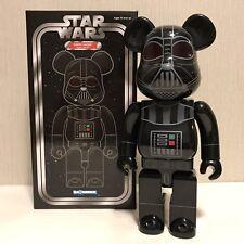 Medicom 400% Bearbrick ~ Star Wars Darth Vader Rogue One Ver Be@rbrick