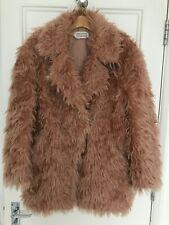 Maison Martin Margiela 100% Mohair Women's Coat Size 38 (UK 10)