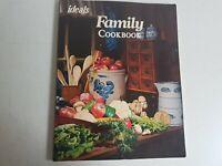 Ideals Family Cookbook Vintage Recipe Book