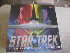 Star Trek USS Enterprise Refit 1/350 Scale New Polar Lights