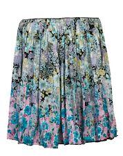 Nina Ricci Women`s Skirt Size 38 100% Silk