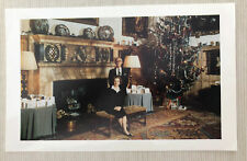 More details for uk prime minister margaret thatcher signed christmas card 1st year pm.