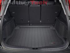 WeatherTech Cargo Liner Trunk Mat for Honda CR-V - 2007-2011 - Black