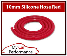 10mm ID Silicone Vacuum Tube Hose Red - Silicone Water Air