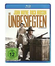 The Undefeated (1969) * John Wayne, Rock Hudson * UK Compatible Blu-Ray New