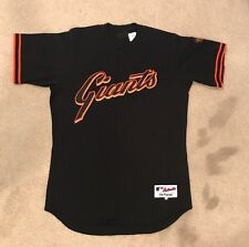 SAN FRANCISCO GIANTS GAME USED JERSEY SAN JOSE GIANTS Size 46
