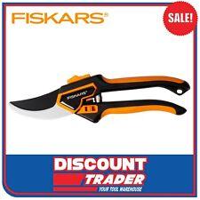 Fiskars Pruner Secateurs Bypass Large with Holster - 2102459