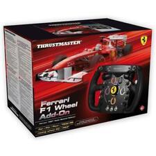 Thrustmaster Ferrari F1 Add-On Volante para RS Series - Negro