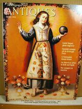 The Magazine Antiques April 1996 Louis Vaupel, Glass Engraver