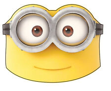 Minion Face Decal for your cell phone