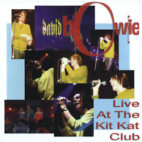 David Bowie Hours... Tour 1999 Live at the Kit Kat Club New York City 2 CD
