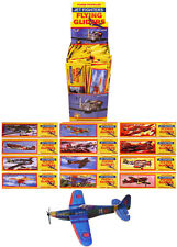 48 x FLYING GLIDERS POLY PLANES BOYS GIRLS XMAS GIFT CHRISTMAS STOCKING FILLER