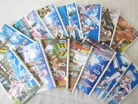 ARIA AQUA 1-12+2 Kozue Amano Manga Complete Set Book Comic *