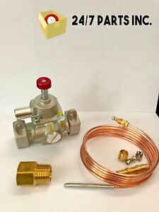 BLODGETT 4492, 11523  SAFETY VALVE  FMEA RETROFIT and many more
