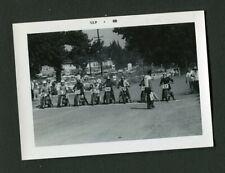 Starting Line Flat Track Motorcycle Racing Vintage 1968 Photo 466175