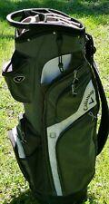 New ListingCallaway Golf Cart Bag Black/Grey Org14 Way Divider - Very Nice carry