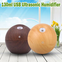 Electric Ultrasonic Air Humidifier Oil Aroma Diffuser Home Aromatherapy Purifier