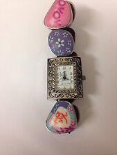 Women's Viva Beads Watch Handmade Clay Beaded Jewelry