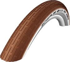 Composants et pièces de vélo marron Schwalbe