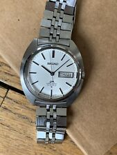 Seiko LM Lord Matic 5606 Vintage 1970 Working Nice
