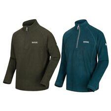 Mens Lightweight Fleece Winter Sweater Jumper Hiking Outdoor Gym Work Montes