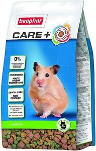 Beaphar Care+ Hamster/Dwarf Hamster food -250g