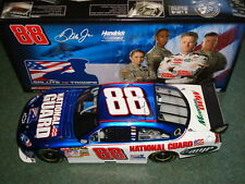 2008 Dale Earnhardt Jr National Guard Diecast 1/24 Salute the Troops
