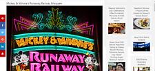 Established website for sale Disney Blog