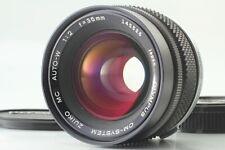[Near Mint] OLYMPUS OM SYSTEM ZUIKO MC AUTO-W 35mm F2 From Japan #449