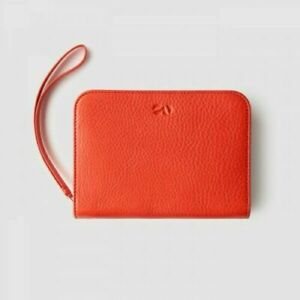 Octovo The Friday Womens Wallet Italian Leather Zip Fastening BOXED RRP $145
