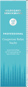 Hildegard Braukmann Professional Couperose Relax Nacht 50 ml