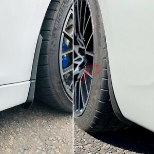 BMW F87 M2 CARBON ARCH GUARDS/MUD FLAPS FRONT & REAR PACKAGE