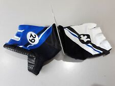 Assos gloves summer road mitts Large L Blue NEW
