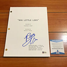 REESE WITHERSPOON SIGNED BIG LITTLE LIES 58 PAGE PILOT SCRIPT w/ BECKETT BAS COA