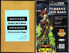 Comic Bag & Boards Combo Current Age. (Ultra Pro)