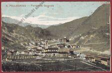 BERGAMO SAN PELLEGRINO TERME 58 Cartolina viaggiata 1911
