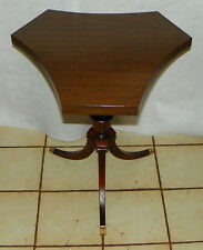 Triangle End Table Ebay