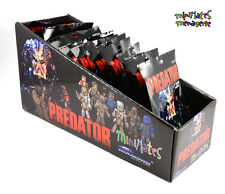 Predator Minimates Series 1 Counter Dump Sealed Case of 18 Blind Bags