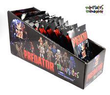 Predator Minimates Series 1 Counter Dump Sealed Case of 18 Blind Bags