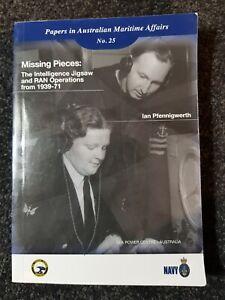 Missing Pieces by Ian Pfennigwerth