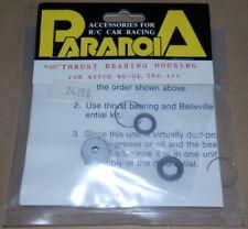 Rodamiento axial Paranoia vivienda para RC12L/TRC nuevo 007 Associated