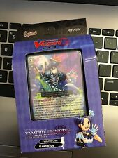 Cardfight Vanguard VGE-G-TD08 English Vampire Princess Trial Deck Sealed