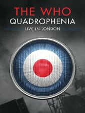 THE WHO - QUADROPHENIA-LIVE IN LONDON (DVD)  DVD NEW+