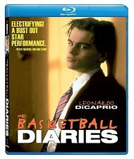 THE BASKETBALL DIARIES (Leonardo Di Caprio) -  Region A - BLURAY - Sealed