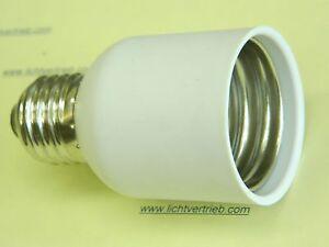 E27-E40, Fassungsadapter, LED Adapter, neu, Versand DHL DE