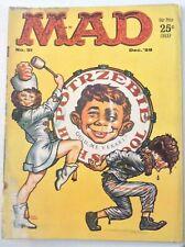 Mad Magazine Advertising Slogans December 1959 041119nonrh