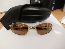 Oakley A wire 2.0 Sunglasses (Platinum with gold iridium)