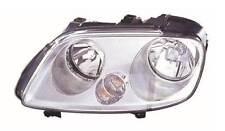 VW Caddy 2004-2011 Chrome Front Headlight Headlamp N/S Passenger Left